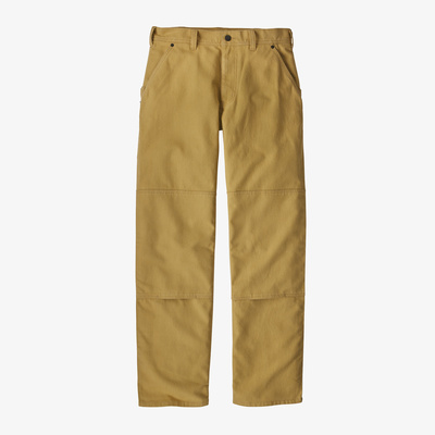 All Seasons Hemp Canvas Double Knee Pants - Short - Men
