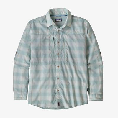 Long-Sleeved Sun Stretch Shirt - Men