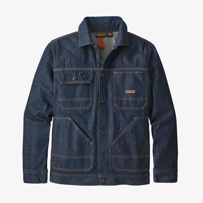 Steel Forge Denim Jacket - Men