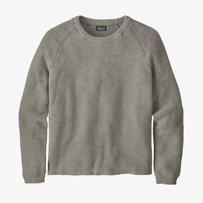 Long-Sleeved Organic Cotton Spring Sweater - Women