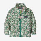 Baby Down Sweater - Pollen Confetti Small: Light Beryl Green (PCLG)
