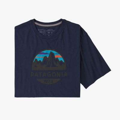 Fitz Roy Scope Organic T-Shirt - Men