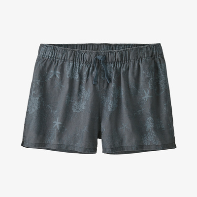 "Island Hemp Baggies(TM) Shorts - 3"" - Women"