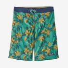 "M's Stretch Wavefarer® Boardshorts - 21"", Squash Blossom: Light Beryl Green (SBLG)"