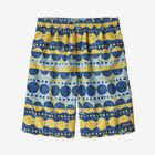 Boys' Baggies™ Shorts, Woodblock Circles: Big Sky Blue (WOBY)