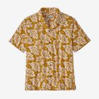 M's Pataloha® Shirt, Hawaiian Cotton: Grain Gold (HCGO)