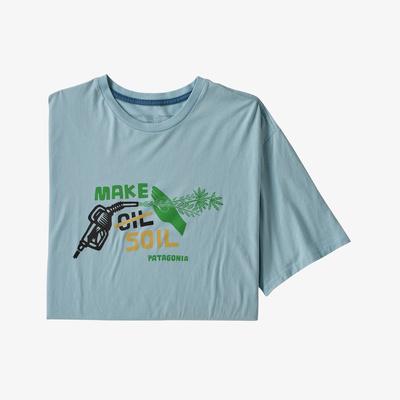 Make Soil Organic T-Shirt - Men