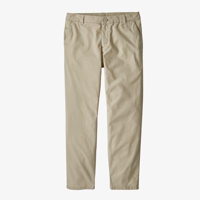 Stretch All-Wear Cropped Pants - Women