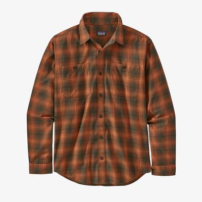 Long-Sleeved Pima Cotton Shirt - Men