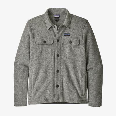 Better Sweater(R) Shirt Jacket - Men