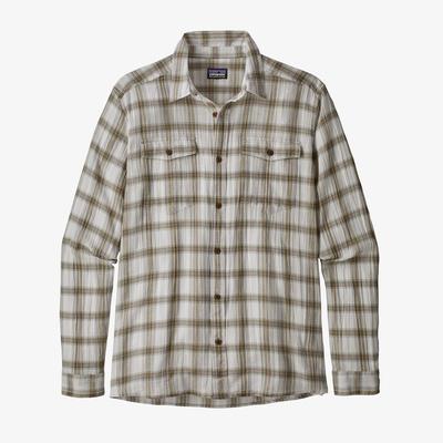 Long-Sleeved Steersman Shirt - Men