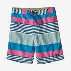 """M's Wavefarer® Boardshorts - 19"""" - Fitz Stripe: Joya Blue (FSJB)"""