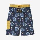 Boys' Baggies™ Boardshorts, Gators After Dark: Stone Blue (GASB)