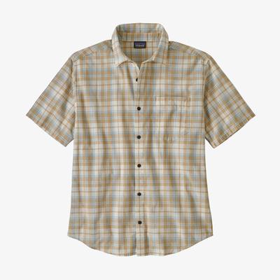 Organic Cotton Slub Poplin Shirt - Men