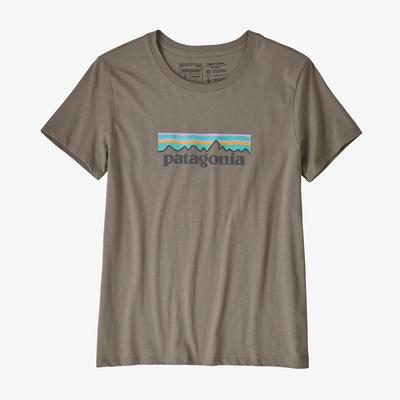 Pastel P-6 Logo Organic Crew T-Shirt - Women