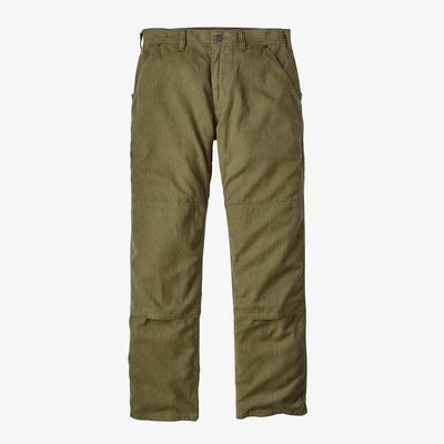 All Seasons Hemp Canvas Double Knee Pants - Long - Men