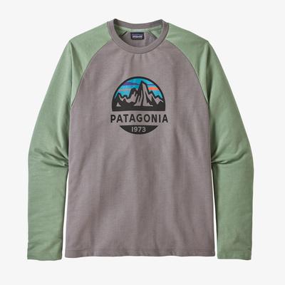 Fitz Roy Scope Lightweight Crew Sweatshirt - Men
