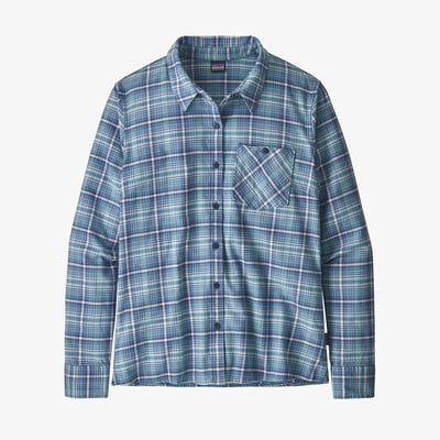 Heywood Flannel Shirt - Women