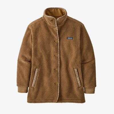 Woolyester Pile Coat - Women