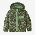 Baby Baggies™ Jacket, Alligators and Bullfrogs: Kale Green (ABKG)