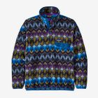 M's Lightweight Synchilla® Snap-T® Pullover, Companions Big: New Navy (CBNY)