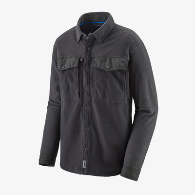 Long-Sleeved Early Rise Snap Shirt - Men