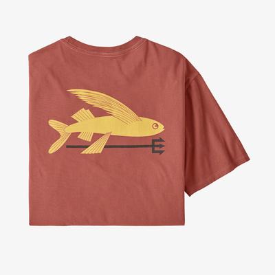 Flying Fish Organic T-Shirt - Men