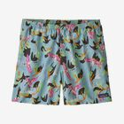 "M's Baggies™ Shorts - 5"" - Spoonbills: Big Sky Blue (SPBG)"