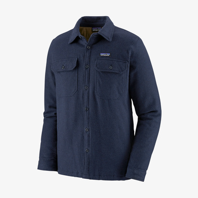 Insulated Fjord Flannel Jacket - Men