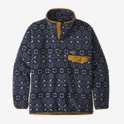 M's Synchilla® Snap-T® Pullover, Tundra Cluster: New Navy (TCNN)
