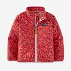 Baby Nano Puff® Jacket, Barn Dance Multi: Catalan Coral (BMCC)