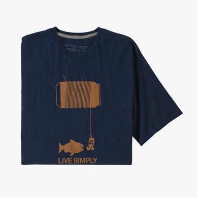 Live Simply(R) Happy Hour Organic T-Shirt - Men