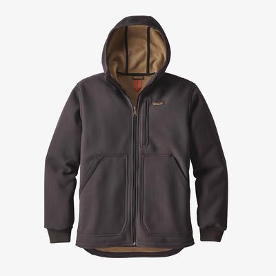 Burly Man Hooded Jacket - Men