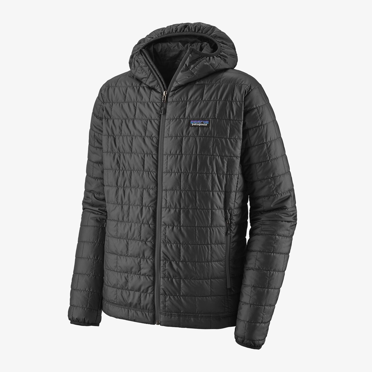 lightweight Patagonia down jacket for travel