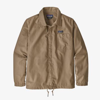 Lightweight All-Wear Hemp Coaches Jacket - Men