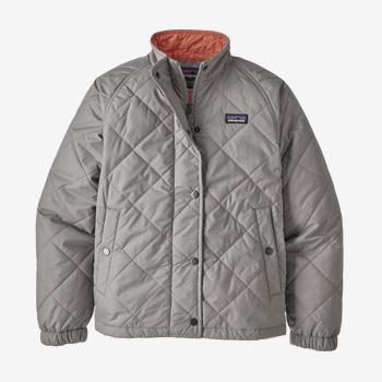 Patagonia Girls Diamond Quilt Jacket
