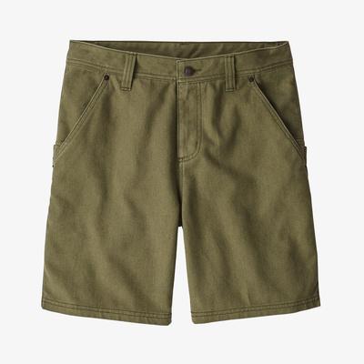 "All Seasons Hemp Canvas Shorts - 8"" - Women"