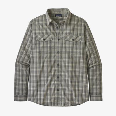 Long-Sleeved High Moss Shirt - Men