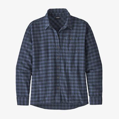 Driving Song Flannel Shirt - Women