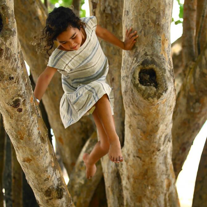 Kids' Natural Fabrics Collection