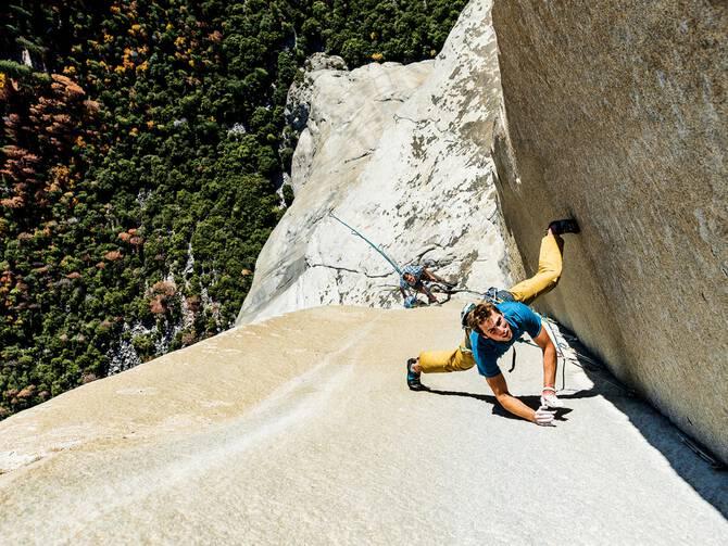 Men's Climbing
