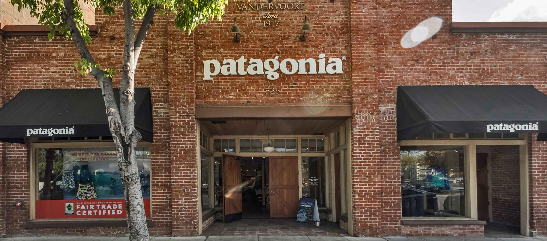 Patagonia Palo Alto Outdoor Clothing Store Palo Alto Ca