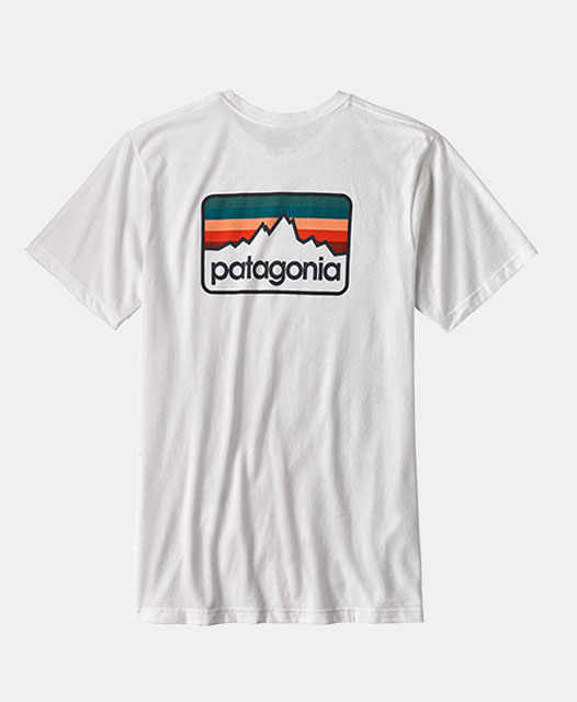 Men's Line Logo Badge Cotton/Poly Responsibili-Tee®