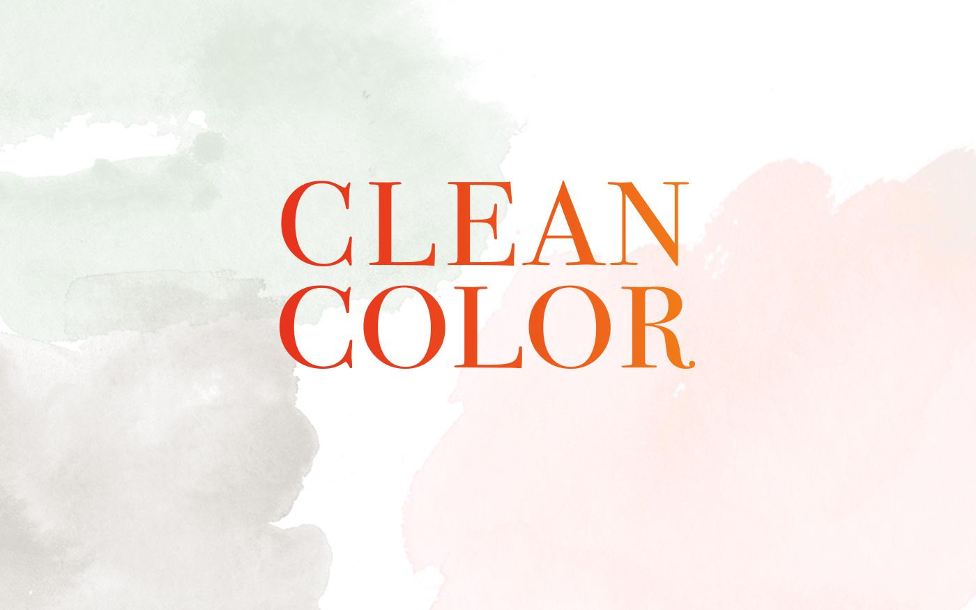 Clean Color