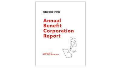 Annual Benefit Corporation Report