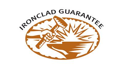 Ironclad Guarantee