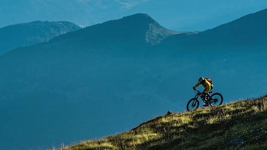 Men's Mountain Biking