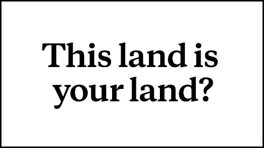 Speak Up For Public Lands