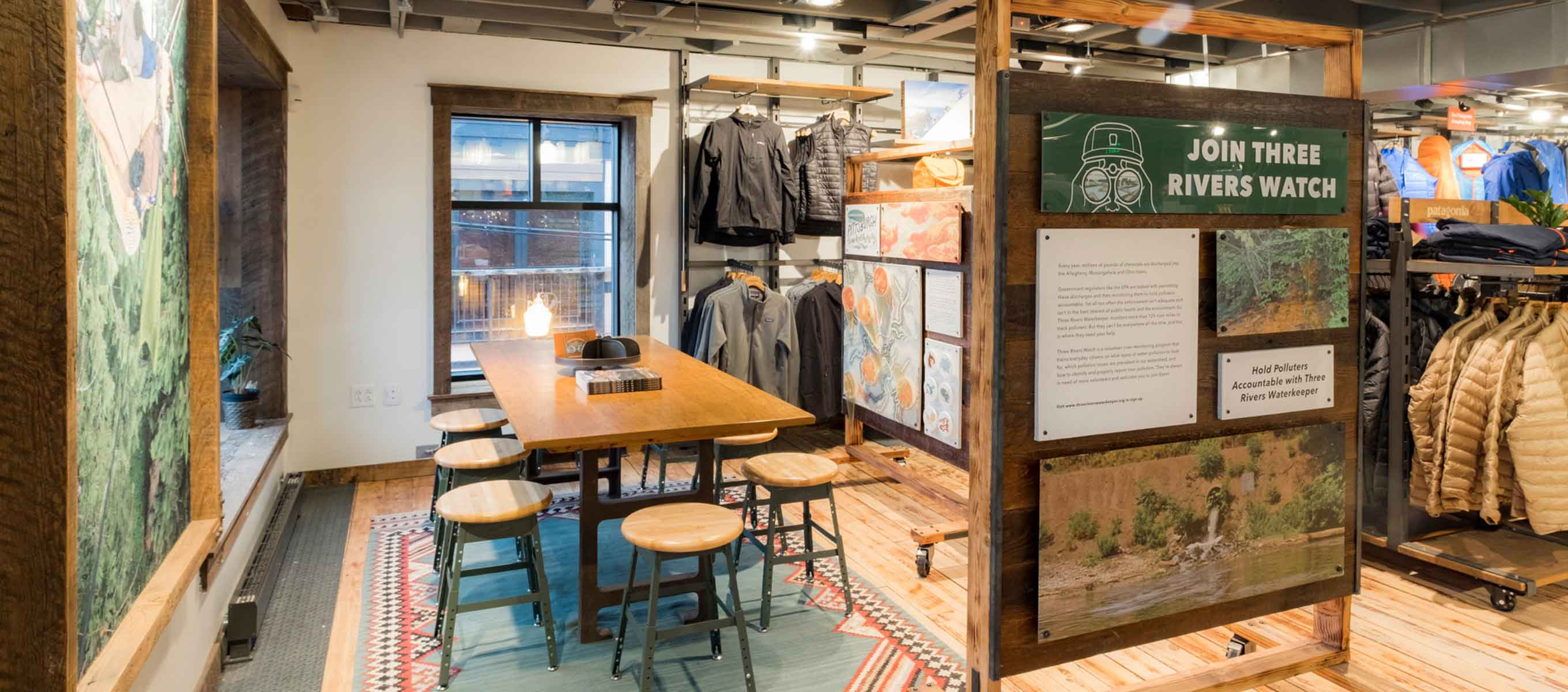 5f83200fa Patagonia Pittsburgh - Outdoor Clothing Store, Pittsburgh, PA
