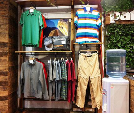 Patagonia Changchun Charter Mall Shop